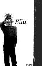 Ella [Shikamaru; Naruto Fanfic] by -Lustx
