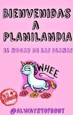Bienvenidas  a Planilandia by AlwaysToFront