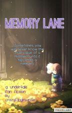 """Memory Lane"" (Sans x reader) by crazyfangirlwriter"