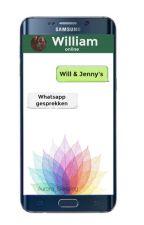 Will & Jenny's Whatsapp Gesprekken by Aurora_Sleeping