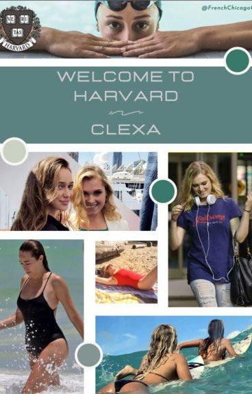 Welcome To Harvard / I Want U(Clexa/Elycia)