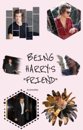 Being Harry's friend  by jungkooksv