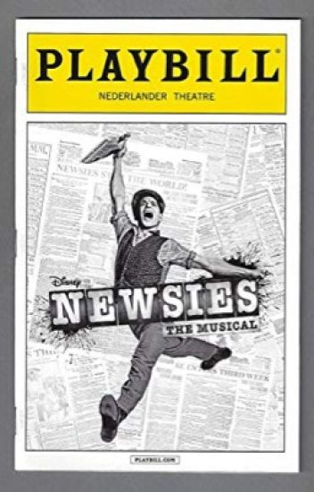 Newsies  [Wattys2017 🙏🏼]