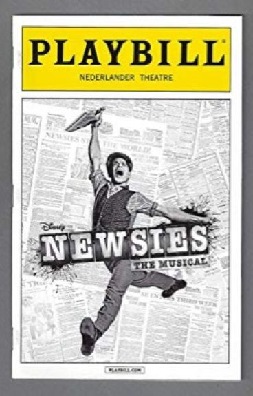 Newsies Imagines and Preferences
