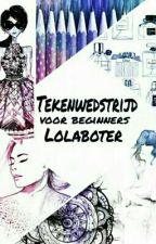 Tekenwedstrijd Voor Beginners by lolaboter