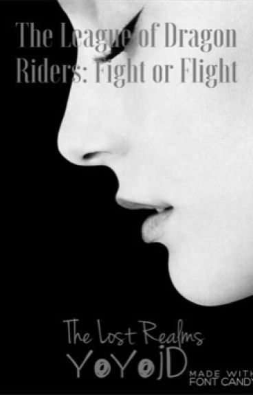 The League of Dragon Riders: Fight or Flight (book 2)