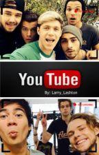 YouTube [Larry & Lashton AU] by Larry_Lashton