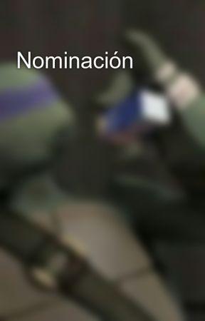 Nominación by tmnt-fangirl