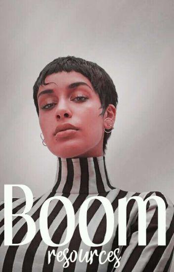 ¡Boom Resources! » Libro de Recursos.