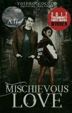 Mischievous Love - Bonnie Bennett by -VoidRoccoCoco