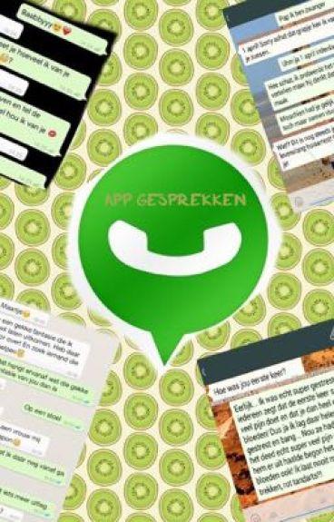 App gesprekken