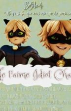 Je t'aime Idiot Chat (Chat noir y tu) by chanelmiraculer