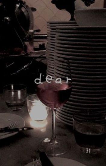 dear ⚣ yoonmin