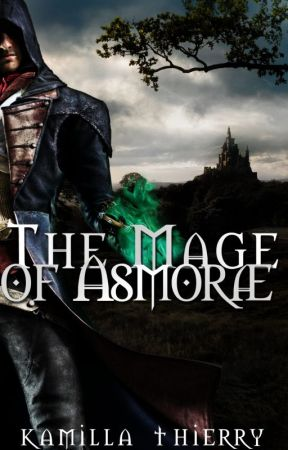 The Mage of Asmoræ - UPDATED WEEKLY by KThierry