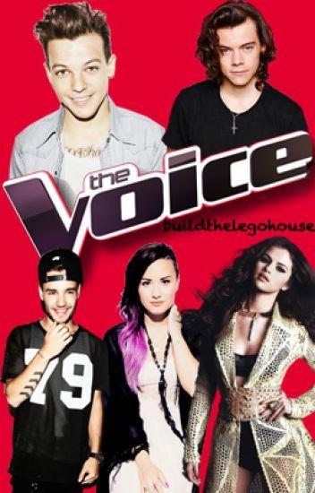 The Voice - Larry Tomlinson (Terminé)