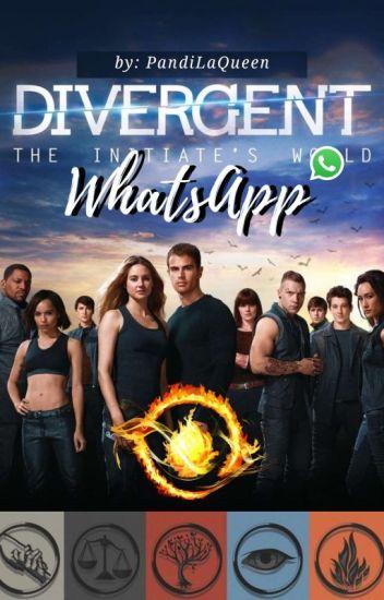 Whatsapp Divergente™® Pausada