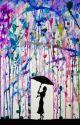 American Rain (One shot) by Gretellawesome