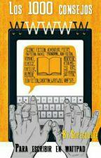 Los 1000 consejos para escribir en wattpad by Sopesquete