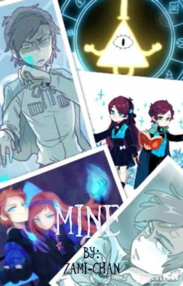 Mine. (Dipper Gleeful y tu)