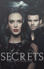 Secrets  ➳ Elijah Mikaelson by GilliesftSomerhalder