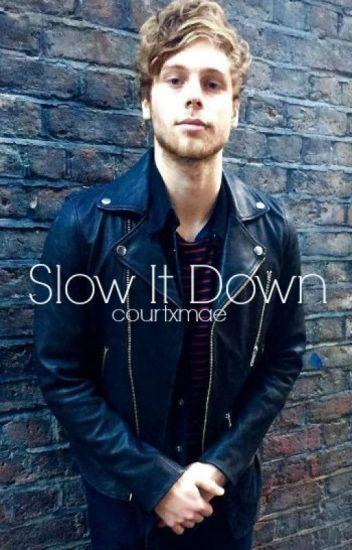 Slow It Down ❁ Muke A. U
