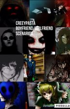❤Creepypasta Husband/Wife Scenarios❤ by Pllme1018