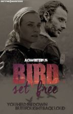 »Bird set free« «Rick Grimes; temp2»  by agwriterus