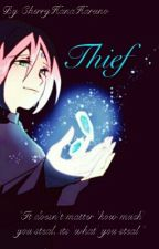 Thief  by snowberrie