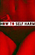 How to self harm by ryanssemen