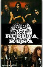 Ruleta Rusa (Megadeth, Metallica) by metal_militia