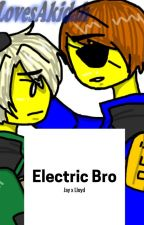 Electric BRO/Jay X Lloyd by Marbuzek