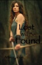 Lost Will be Found by artsea_abby