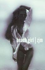 beach girl | zjm by ManonEvd