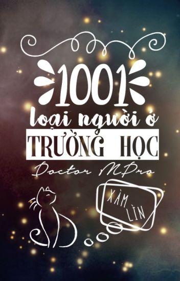 1001 thể loại người ở TRƯỜNG HỌC | Dr. MPro