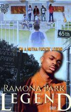 Ramona Park Legend by GenHope