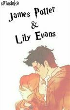 James Potter & Lily Evans  by siriusinka