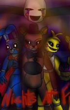 Five Night's AT Freddy's 2 - a história continua by Kisune_Pixel