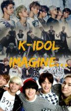 K-IDOL IMAGINE by HMURSYIDA