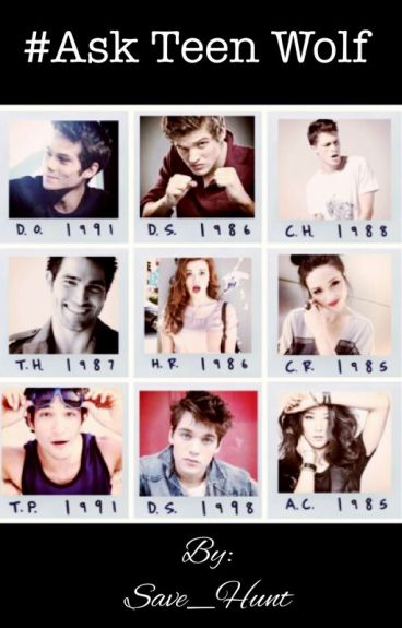 #Ask Teen Wolf