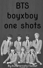 BTS BoyXBoy One Shots by bulletproofgirlscout