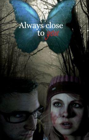 Zawsze blisko ciebie...Until Dawn (AshleyxChris) | Zakończone by Azalias123