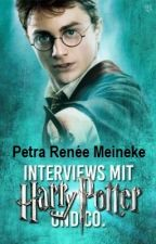 Interviews mit Harry Potter & Co. by RoxanneRivington