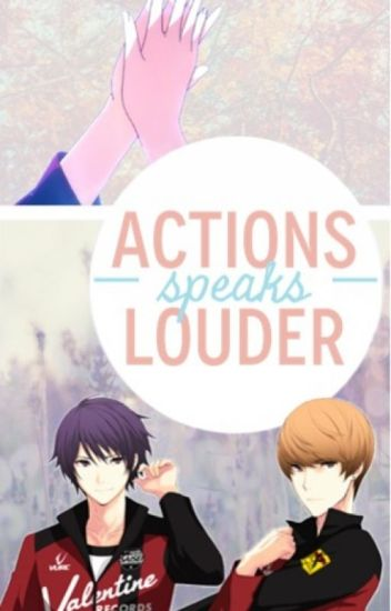 Actions Speaks Louder ~Senoo Tasuku x Reader x Suwa Reiji~