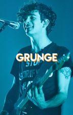 Grunge ; peterick by dicahprihoe