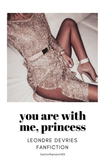 You are with me, Princess   l.d