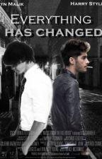 Everything has changed ~ zarry by zaynxtrash