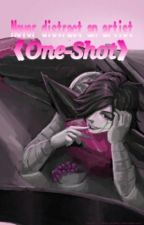 Never Distract An Artist ㅡOne-Shotㅡ《MettatonxReader》 by Mettaton-Senpai