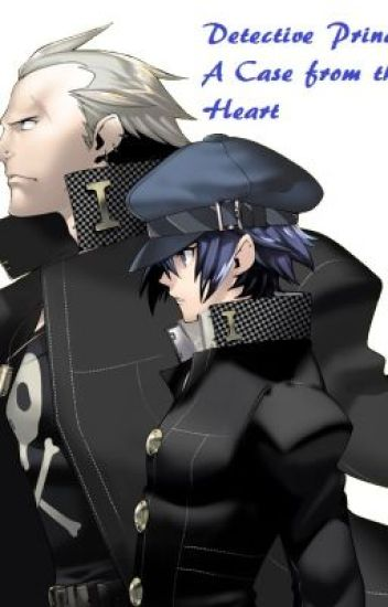 Detective Prince A Case From The Heart Persona 4 Fanfic Romance