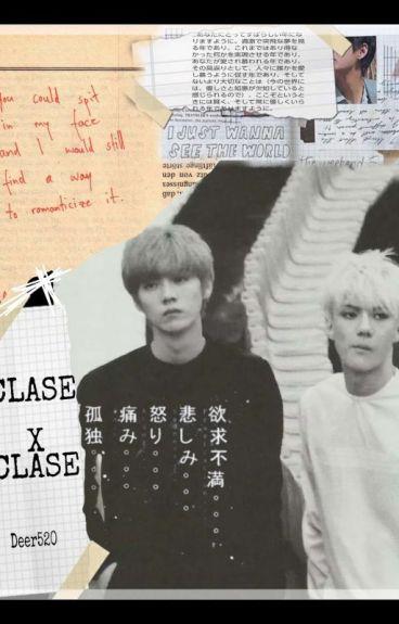 Clase X Clase {SeHun X LuHan}
