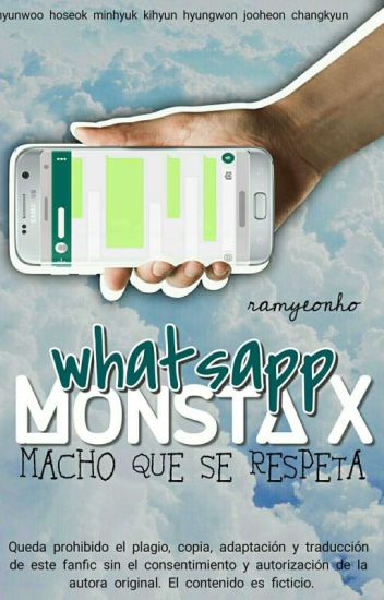 Whatsapp Monsta x [Editando]